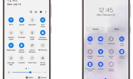 Samsung рассказала о ключевых принципах интерфейса One UI 3.1