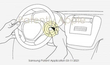 Samsung защитит автомобили от краж отпечатком пальца