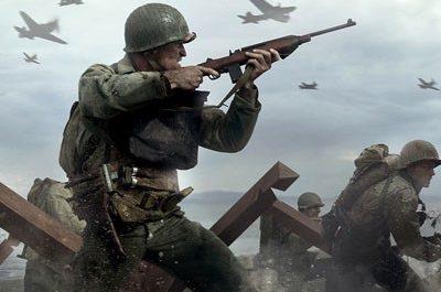 Следующая Call of Duty развернётся в мире, где Вторая мировая не кончилась