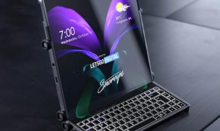 Слух: Samsung выпустит двойной сгибаемый смартфон в 2021 году