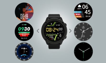 Смарт-часы Blackview X5: защита IP68 и 10 дней без подзарядки