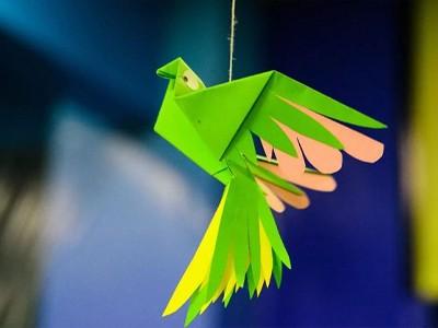 Создан самый маленький в мире робот-оригами