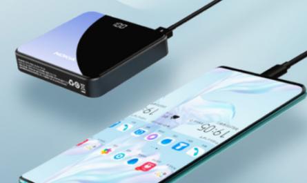 Три пауэрбанка Nokia с быстрой зарядкой на официальном сайте бренда