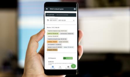 Uproject — инструмент контроля расходов по проектам