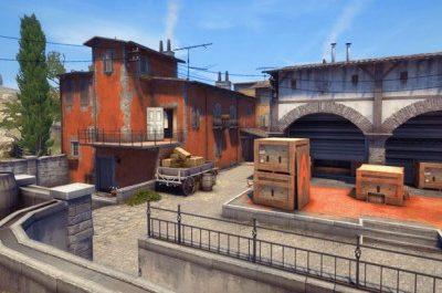 В CS:GO появилась разрушаемая карта Inferno [ВИДЕО]