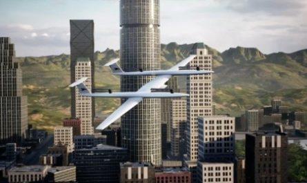 Воздушная «док-станция» увеличивает дальность полёта электросамолётов