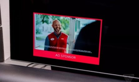 Встроенная реклама добралась до телевизоров LG. Даже до самых дорогих