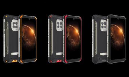 Защищён со всех сторон: Doogee S86 с ёмким аккумулятором и NFC за $316