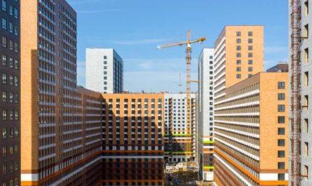 В ЖК «Люблинский парк» завершено строительство дома на 1131 квартиру