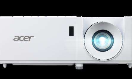 Acer XL1220 — лазерный проектор с высокой яркостью и беспроводным подключением
