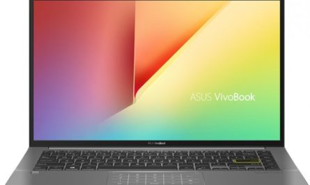 ASUS распродаёт VivoBook S14: PS-экран, Intel Core i7 и Wi-Fi 6