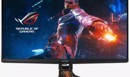 ASUS ROG Swift PG32UQX: экран mini-LED и цена 223 000 рублей