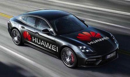 Автомобиль HUAWEI проедет на автопилоте больше, чем Tesla