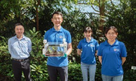 Автономная мини-ферма вырабатывает воду из воздуха