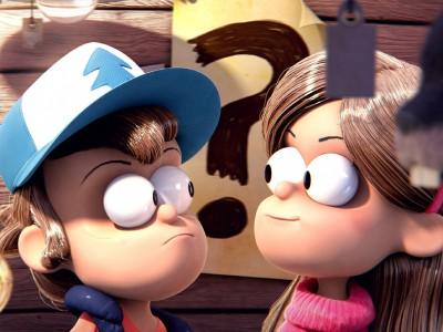 Автор Gravity Falls мечтает сделать игру по мотивам сериала