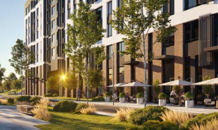 В строящемся жилом комплексе Nagatino i-Land планируется создать 4 тысячи рабочих мест