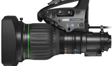 Canon CJ17ex6.2B: «дальнобойный» 4K-объектив с HDR