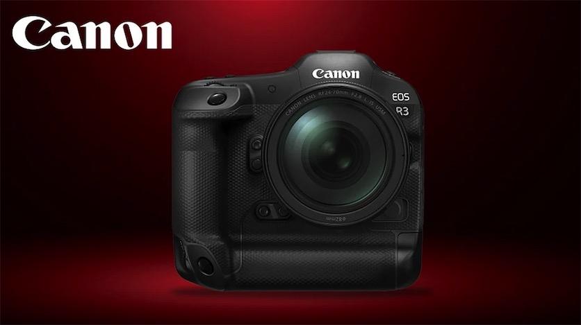 Canon EOS R3: высокоскоростная камера с многослойным датчиком BSICMOS