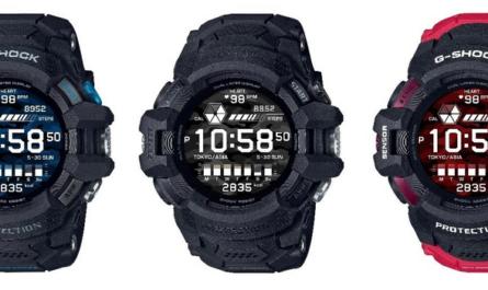 Casio G-Shock GSW-H1000 — первые сверхзащищённые умные часы на Wear OS