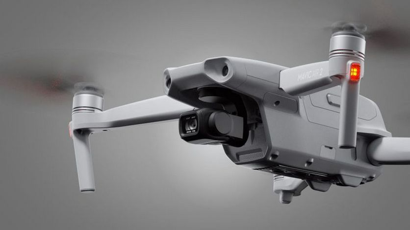 DJI Air 2S: камера с 1-дюймовым сенсором и ценой $999