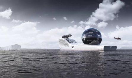 Earth 300 — научная атомная яхта с билетами по $3 миллиона [ВИДЕО]