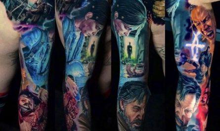 Геймер сделал татуировку по The Last of Us. Создатели игры в восторге
