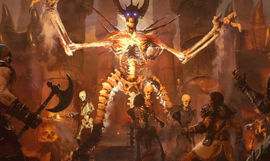 Графику в ремастере Diablo II сравнили с оригиналом [ВИДЕО]
