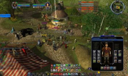 Игрок взял максимальный уровень в LotR Online благодаря выпечке