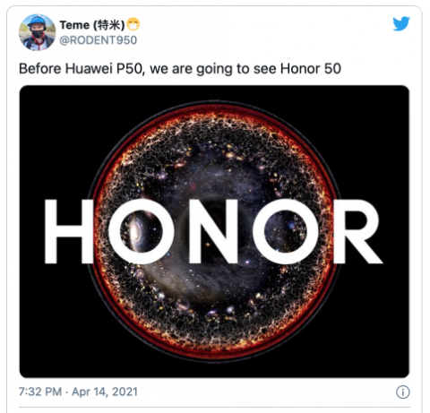 Инсайды #2319: Honor 50, ноутбуки Lenovo, iPhone 13, realme Q3