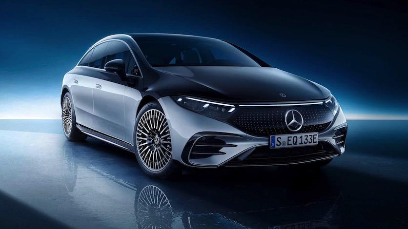 Электрический Mercedes-Benz EQS: характеристики и цены [ФОТО]