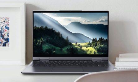 Lenovo YOGA 5G: 5G-трансформер на Snapdragon 8cx и Windows 10