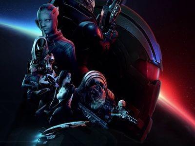 Mass Effect Legendary Edition «ушла на золото»