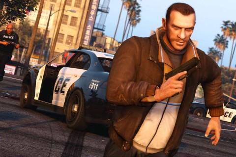 Моддеры вернули мультиплеер в Grand Theft Auto IV