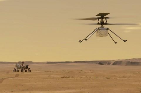 NASA развеяло надежды людей полетать на Марсе