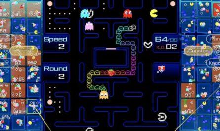 Nintendo выпустила «королевскую битву» по мотивам Pac-Man