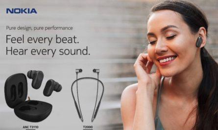 Новинки от Nokia: Bluetooth-гарнитура с aptX HD и TWS-наушники