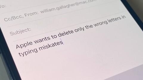 Новый алгоритм Apple делает набор текста проще и быстрее