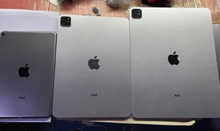 Новый Apple iPad mini и iPad Pro на реальных снимках [ФОТО]