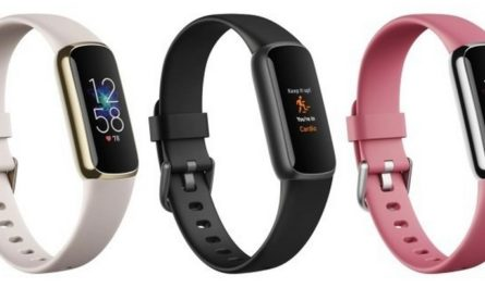 Новый трекер Fitbit Luxe составит конкуренцию Xiaomi Mi Band