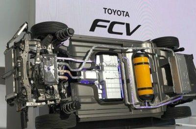 Новый водородный двигатель Toyota испытают в 24-часовой гонке