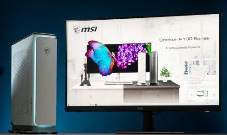 Обзор MSI Creator PS321QR: монитор для профи, за которым и отдохнуть не грех