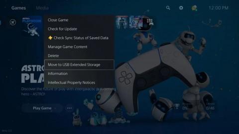 PlayStation 5 получила крупное обновление прошивки
