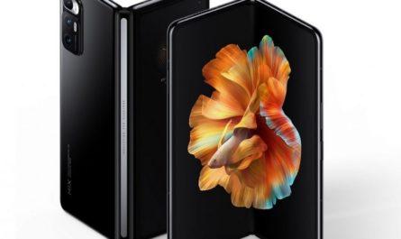 Починка складного Xiaomi Mi Mix Fold стоит дороже нового Mi11 Pro