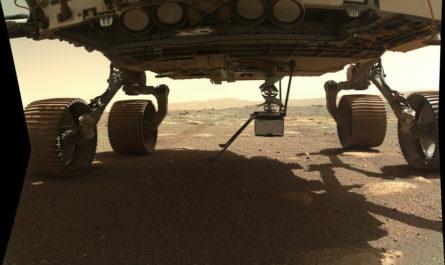 Полёт первого марсианского дрона отложен. NASA объявило новую дату