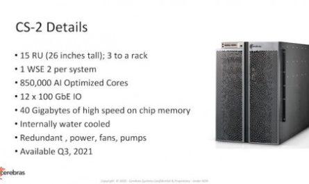 Процессор Cerebras WSE-2: 850 тысяч ядер и огромная цена