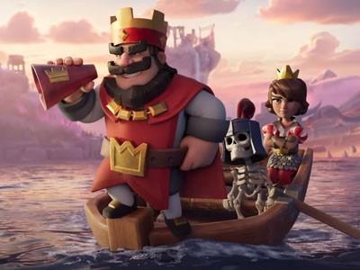 Разработчики Clash Royale анонсировали сразу три новые игры