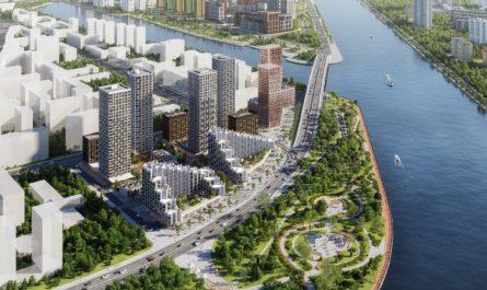 В жилом комплексе в Даниловском районе разрешили открыть продажи квартир