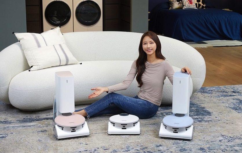 Робот-пылесос Samsung присмотрит за домашними животными