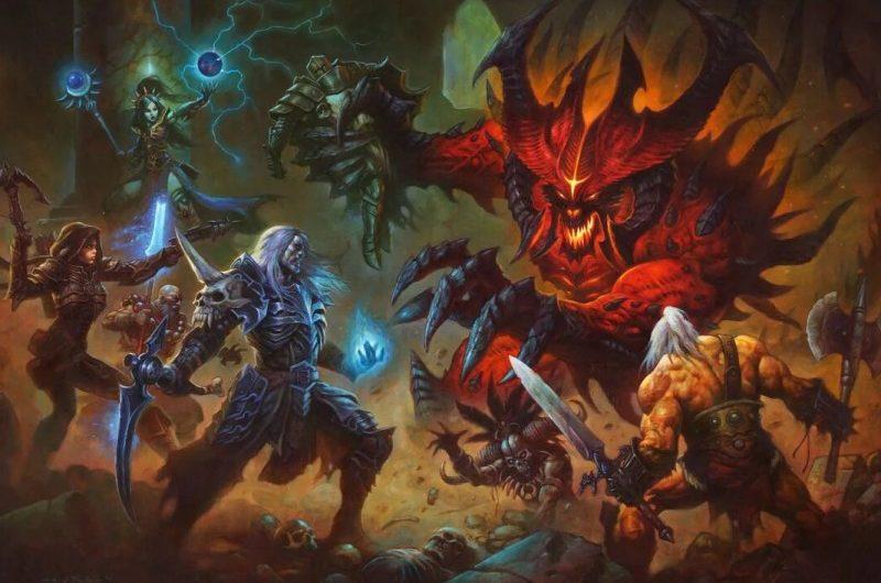 Серия Diablo обзавелась официальным ASMR-роликом [ВИДЕО]