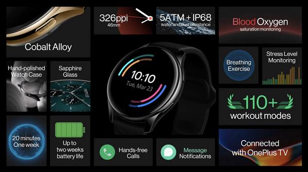 Смарт-часы OnePlus избавятся от важного недостатка с новой прошивкой